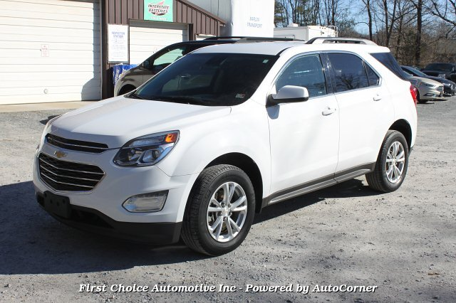 2017 Chevrolet Equinox LT AWD 6-Speed Automatic